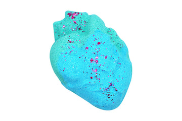 Mermaid Heart – 500g Bath Bomb (LIMITED)