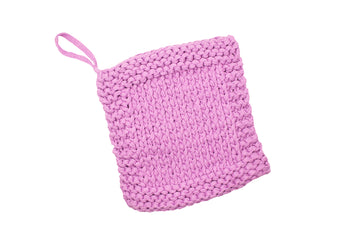 Lavender – Cotton Washcloth
