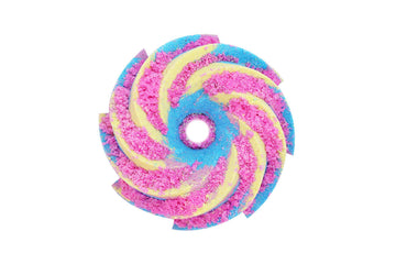 Rainbow Paddlepop – Donut Twist Bath Bomb (LIMITED)