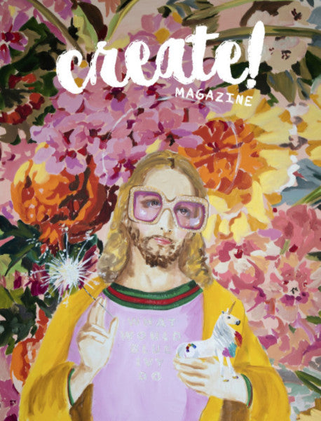 Create! Magazine Issue I Digital Issue
