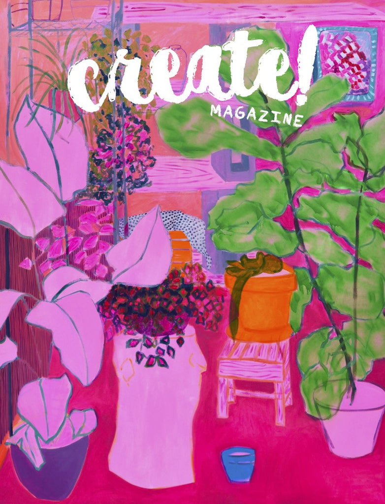 Create! Magazine Issue IV Digital Issue