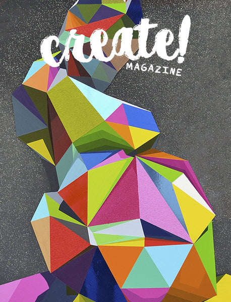 Create! Magazine Issue V Digital Issue