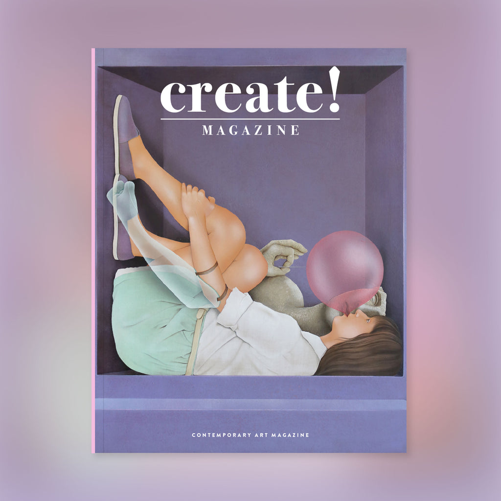 Create! Magazine Issue #20 Women's Edition Digital