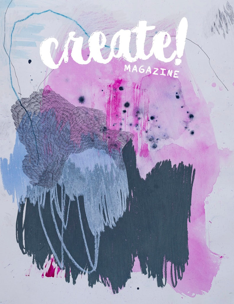 Create! Magazine Issue 6 Digital