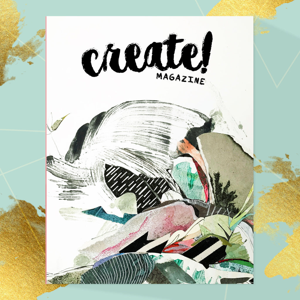 Create! Magazine Issue 9 Digital