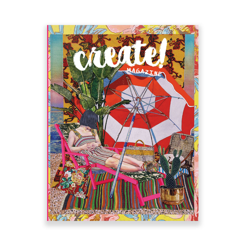 Create! Magazine Issue 14 International Women's Issue 2019 Digital