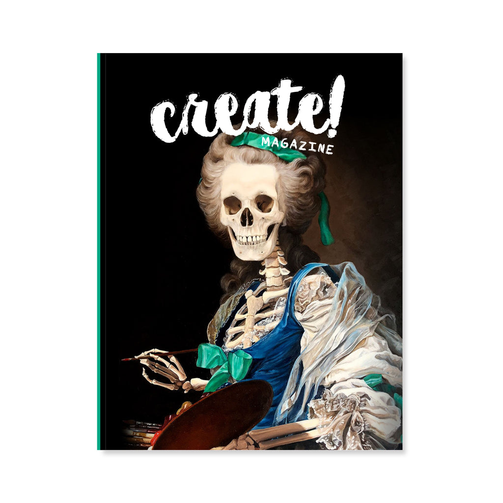 Create! Magazine Issue 16