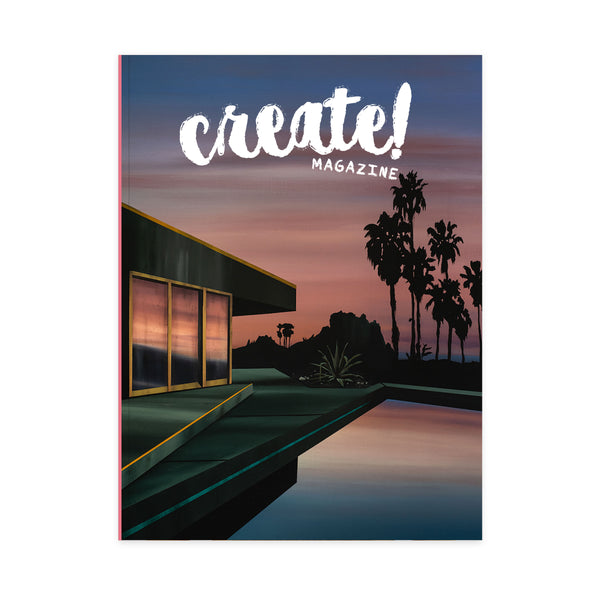 Create! Magazine Issue 18 Art Miami Edition