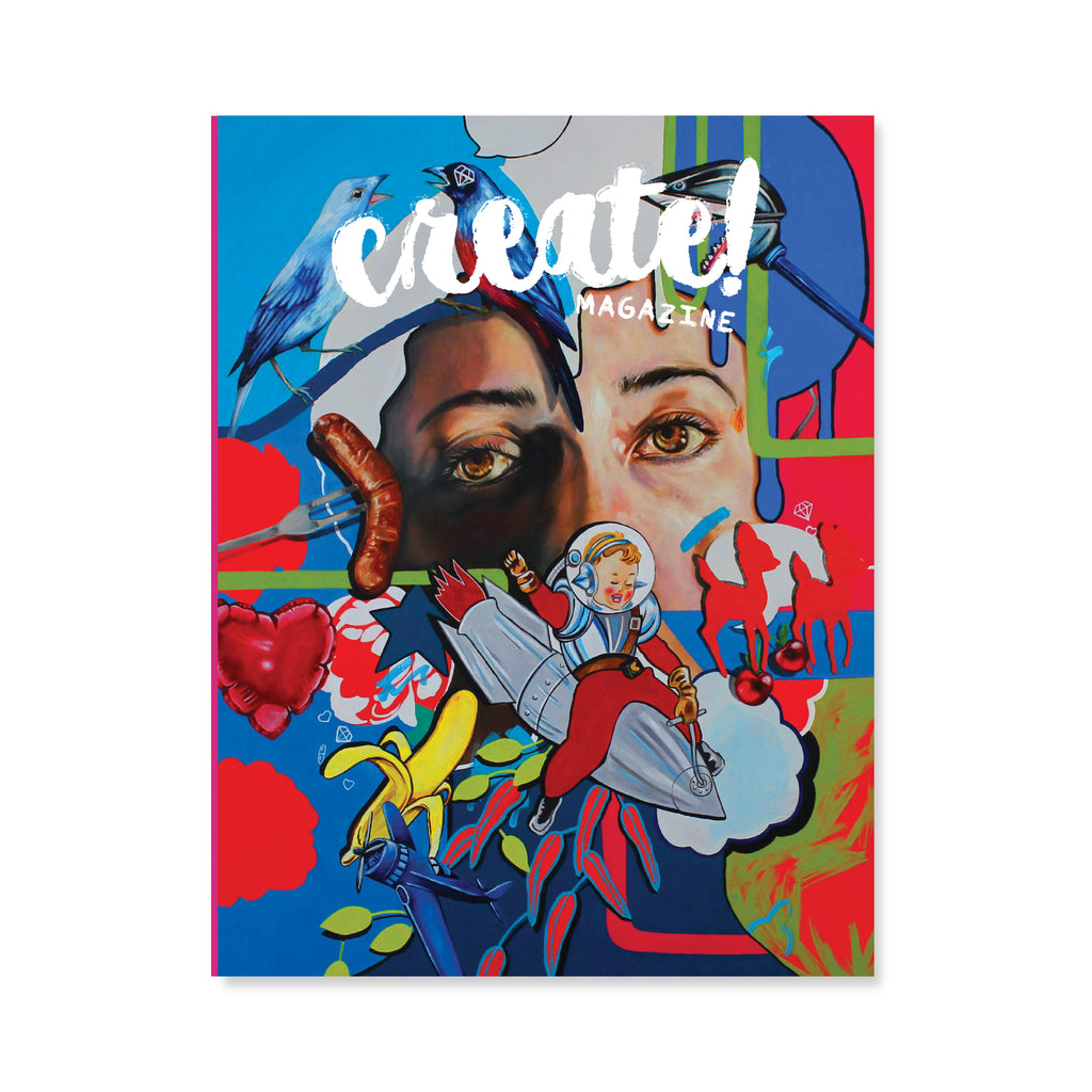 Create! Magazine Issue 2 Digital