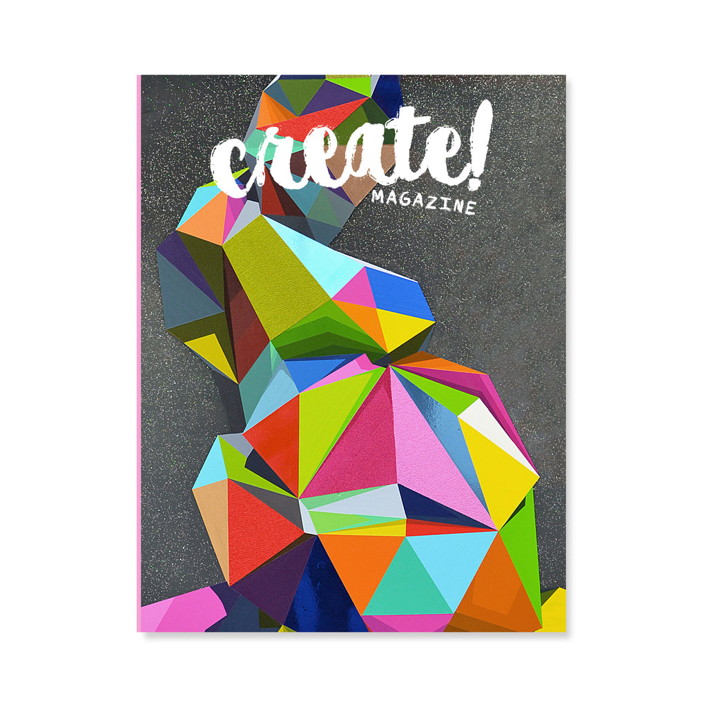 Create! Magazine Issue 5 Digital