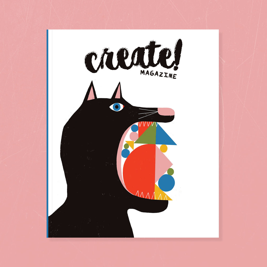 Create! Magazine Issue 15 Digital