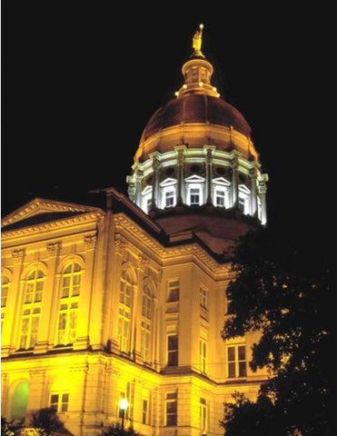 2018 Georgia Session Laws Hardbound
