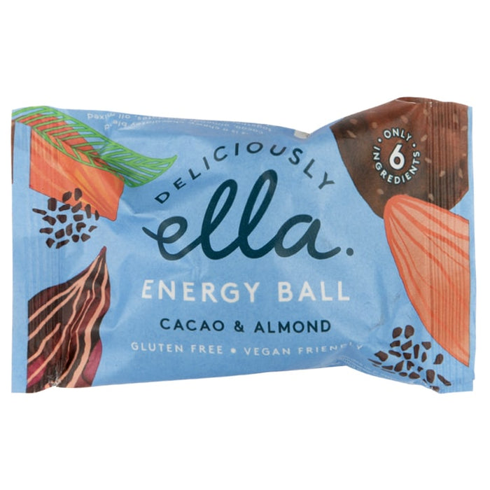Deliciously Ella Cacao & Almond Energy Ball 40g