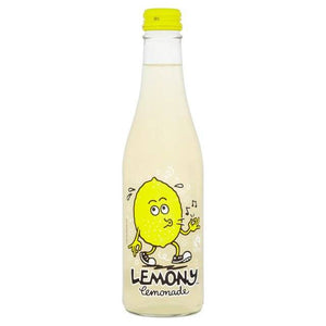 Karma Cola ORG Lemony Lemonade 330ml - Shipping From Just £2.99 Or FREE When You Spend £60 Or More