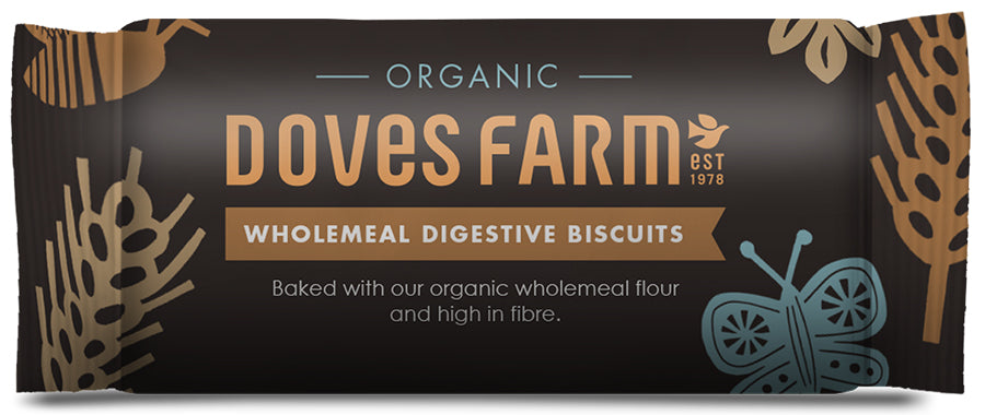 Doves Organic Digestive Biscuits 200g