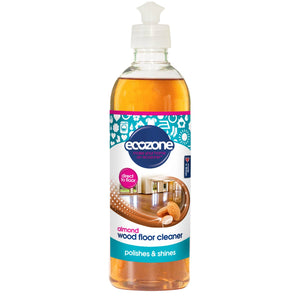 Ecozone Wood Floor Cleaner 500ml - Shipping From Just £2.99 Or FREE When You Spend £55 Or More