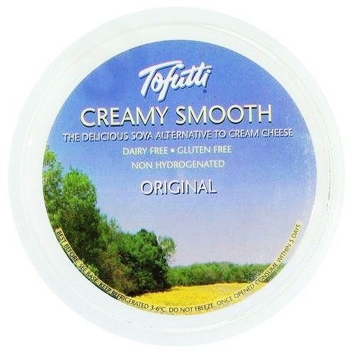 Tofutti Creamy Smooth Plain 8oz - Shipping From Just £2.99 Or FREE When You Spend £60 Or More