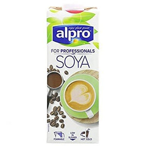 Alpro Soya For Professionals 1l - Shipping From Just £2.99 Or FREE When You Spend £55 Or More