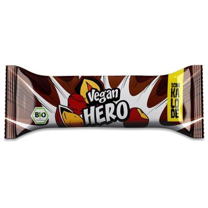 Vantastic Hero Chocolate Hazelnut Bar 40g