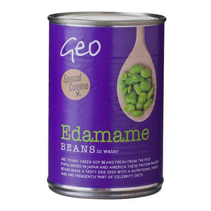Edamame Beans In Water 400g - Shipping From Just £2.99 Or FREE When You Spend £55 Or More
