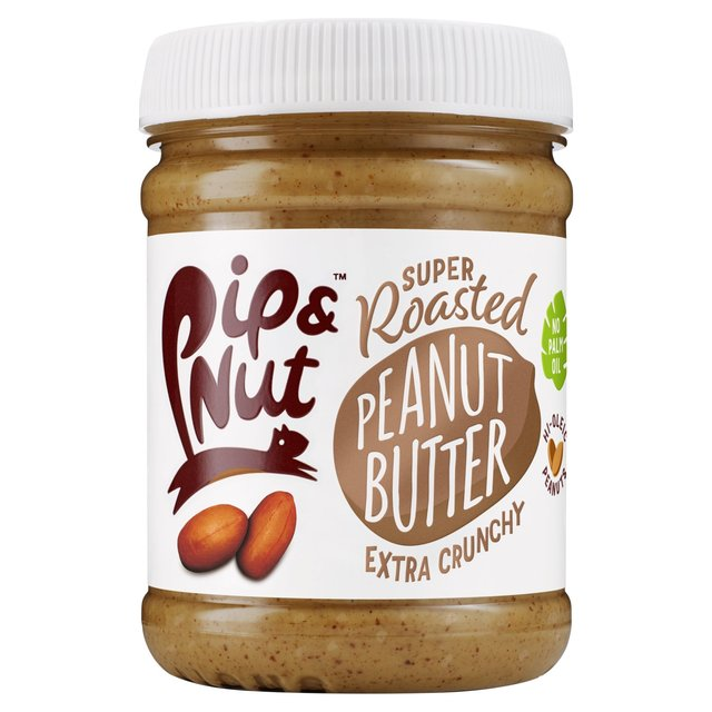 Pip & Nut Super Roasted Peanut Butter 225g