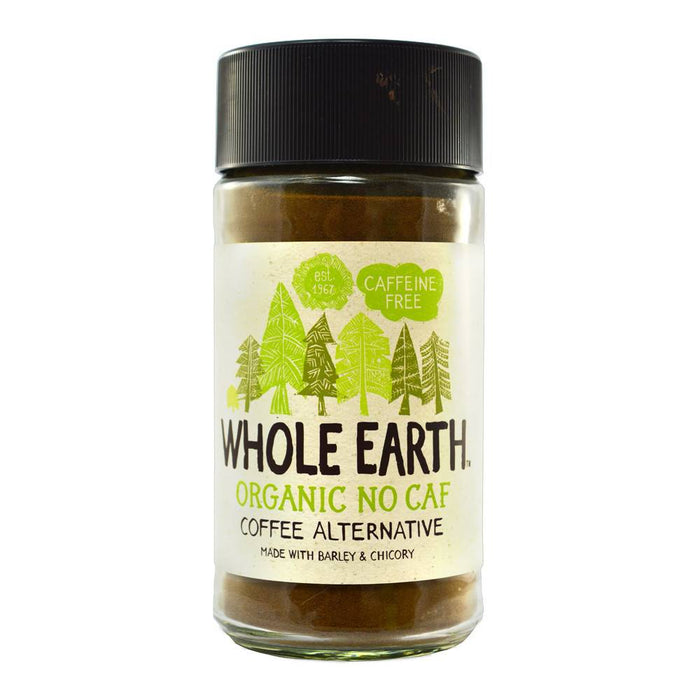 Whole Earth Organic Coffee Alternative Decaf - 100g