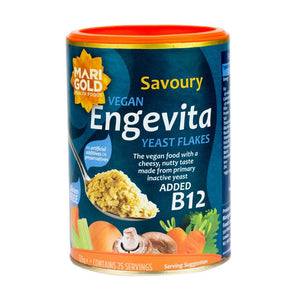 Nutritional Yeast with B12  125g - Shipping From Just £2.99 Or FREE When You Spend £55 Or More