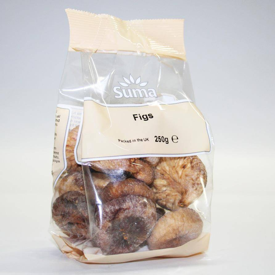 Dried figs 250g