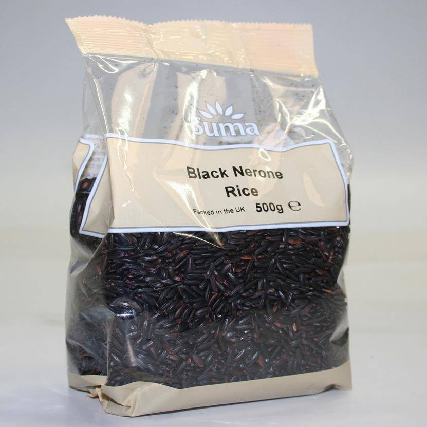 Suma Black Rice Nerone 500g - Shipping From Just £2.99 Or FREE When You Spend £60 Or More
