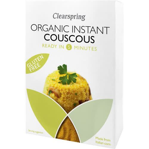 Clearspring Instant Couscous 200g - Shipping From Just £2.99 Or FREE When You Spend £55 Or More