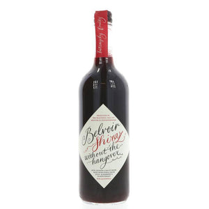 Belvoir Red Shiraz 750ml - Shipping From Just £2.99 Or FREE When You Spend £55 Or More