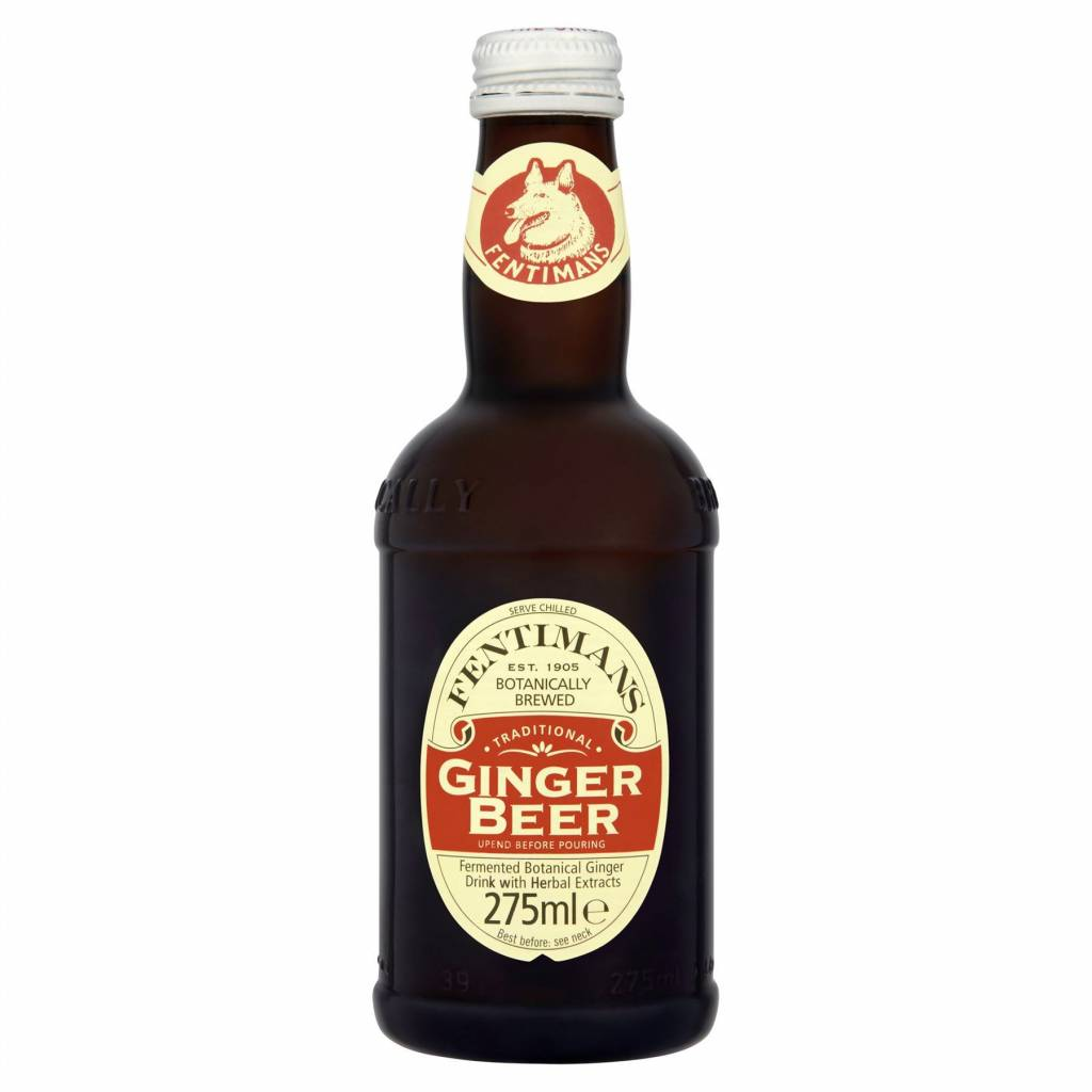 Fentimans Traditional Ginger Beer 275ml - Shipping From Just £2.99 Or FREE When You Spend £60 Or More
