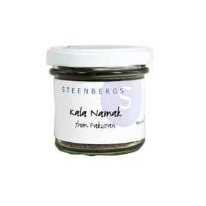 Black Salt Kala Namak - 100g - Shipping From Just £2.99 Or FREE When You Spend £55 Or More