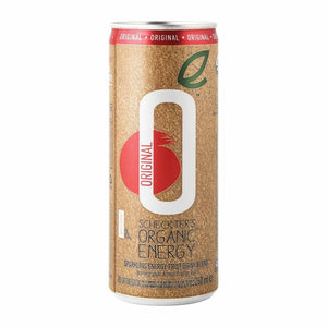 Scheckters ORG ORIGINAL Energy Drink 250ml - Shipping From Just £2.99 Or FREE When You Spend £60 Or More