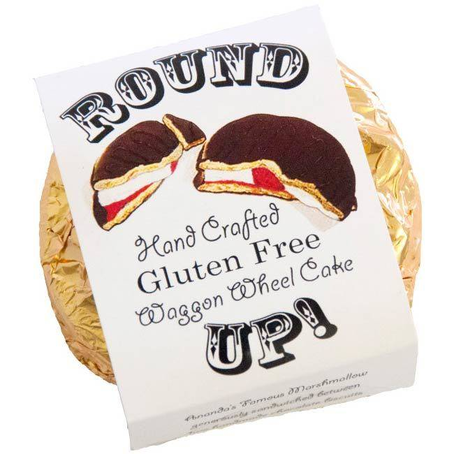 Ananda Round Ups - Gluten Free - 75g - Shipping From Just £2.99 Or FREE When You Spend £60 Or More