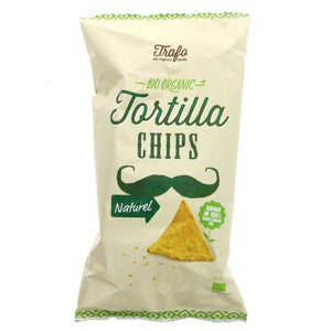 Trafo Organic Tortilla Chips 200g - Shipping From Just £2.99 Or FREE When You Spend £60 Or More