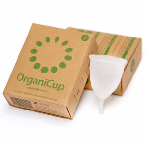 OrganiCup Menstrual Cup size B - Shipping From Just £2.99 Or FREE When You Spend £60 Or More