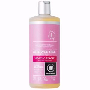 Nordic Birch Shower Gel - 500ml Organic - Shipping From Just £2.99 Or FREE When You Spend £60 Or More