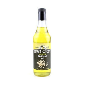 Meridian ORG Sesame Oil 500ml