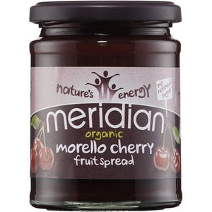 Meridian Morello Cherry Spread 284g - Shipping From Just £2.99 Or FREE When You Spend £55 Or More