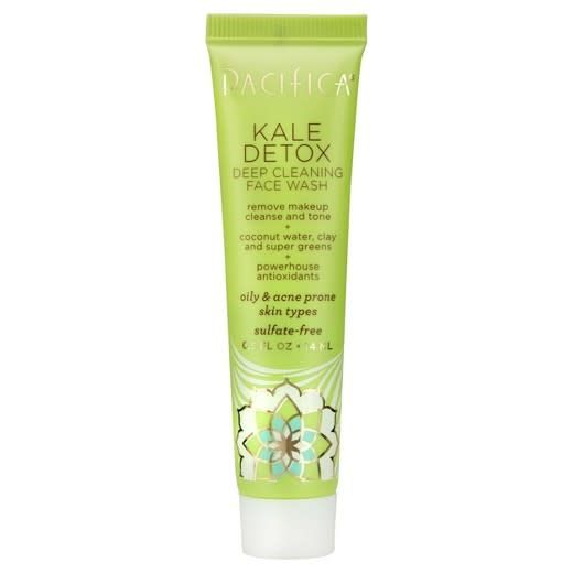 Pacifica Kale Detox Cleansing Face Wash 147ml - Shipping From Just £2.99 Or FREE When You Spend £60 Or More