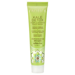 Pacifica Kale Detox Cleansing Face Wash 147ml