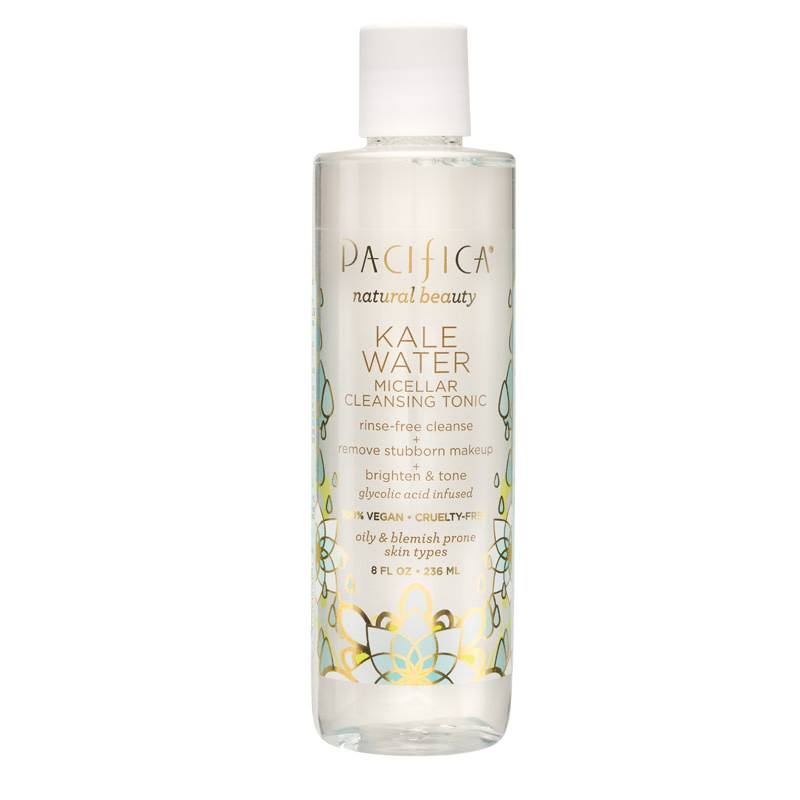 Pacifica Kale Water Micellar Cleansing Tonic 236ml - Shipping From Just £2.99 Or FREE When You Spend £60 Or More
