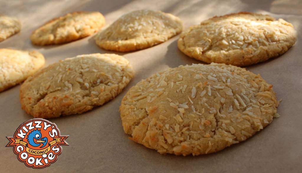 Kizzys Cookies - Coconut