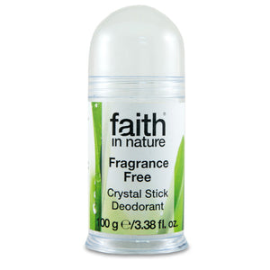 Faith in Nature Deodorant Stick 100g - Shipping From Just £2.99 Or FREE When You Spend £55 Or More