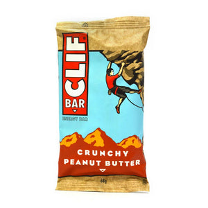 Clif Crunchy Peanut Butter Bar 68g - Shipping From Just £2.99 Or FREE When You Spend £60 Or More
