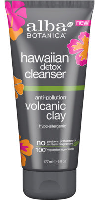 Alba Botanic Hawaiian detox cleanser 177ml - Shipping From Just £2.99 Or FREE When You Spend £55 Or More