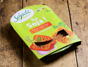 Sojade Organic Meat Free Mince 200g - Shipping From Just £2.99 Or FREE When You Spend £60 Or More