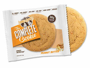 Lenny & Larry's Complete Cookie Peanut Butter 113g - Shipping From Just £2.99 Or FREE When You Spend £60 Or More
