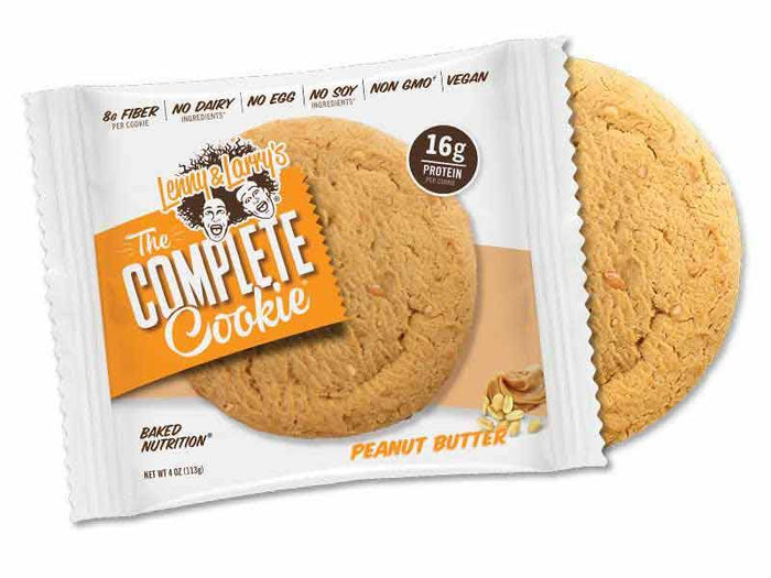 Lenny & Larry's Complete Cookie Peanut Butter 113g